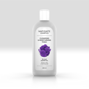 Cleansing & Moisturizing Tonic 200 ml