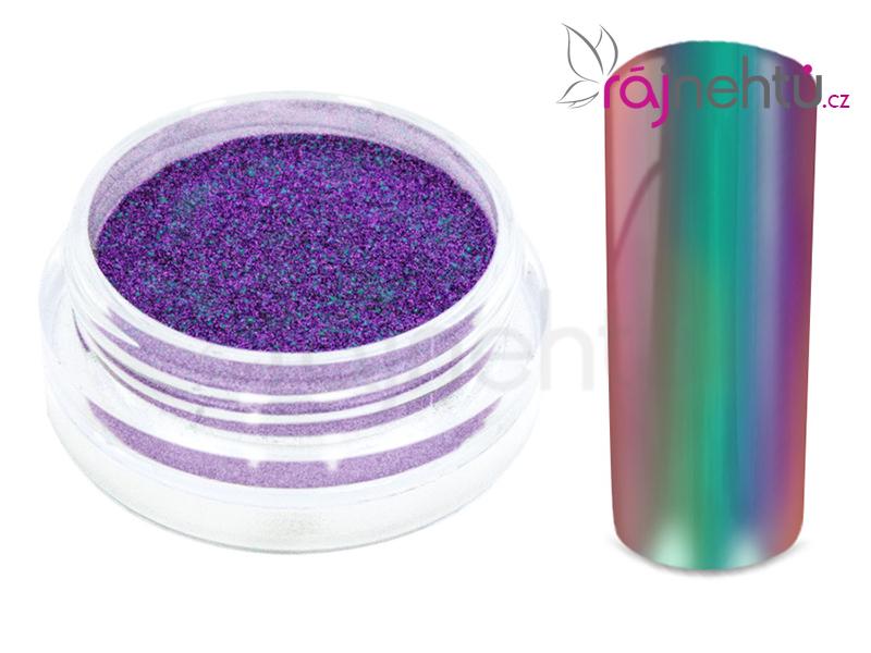 Chrómový pigment Flip Flop - green/purple 0,5g
