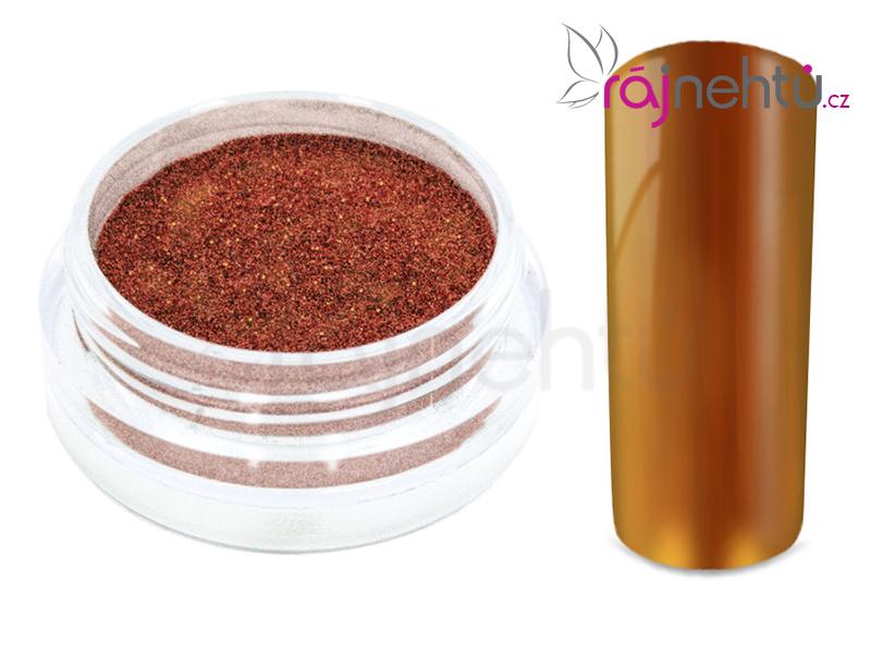 Chrómový pigment Flip Flop - red/gold 0,5g