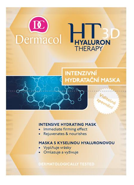 Dermacol - 3D HYALURON THERAPY MASK - Intenzívna hydratačná a remodelačná maska - 16 ml (2x8)