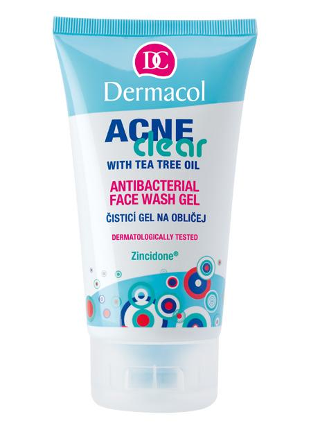 Dermacol - ACNECLEAR ANTIBACTERIAL FACE GEL - Antibakteriálny umývací gél na tvár - 150 ml