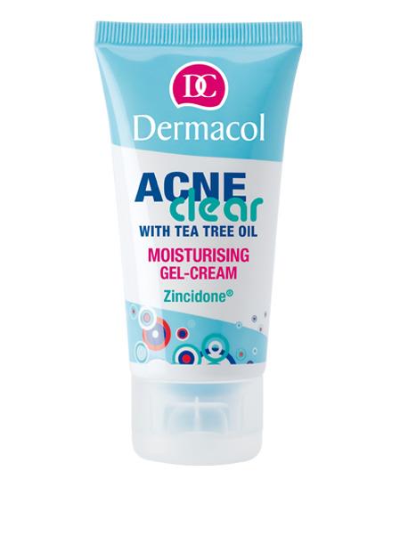 Dermacol - ACNECLEAR MOISTURISING GEL-CREAM - Hydratačný gél-krém na pleť so sklonom k akné - 50 ml