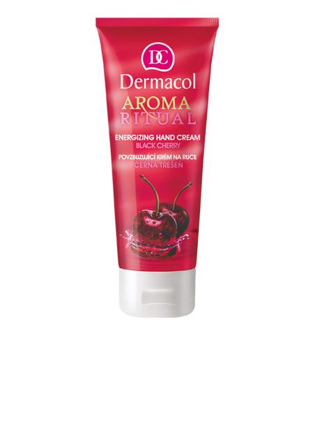 Dermacol - AROMA RITUAL HAND CREAM - BLACK CHERRY - Hydratačný krém na ruky - čierna čerešňa - 100 ml