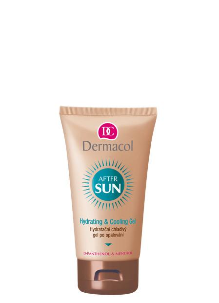 Dermacol - After Sun Hydrating & Cooling Gel - Hydratačný chladivý gél po opaľovaní - 150 ml