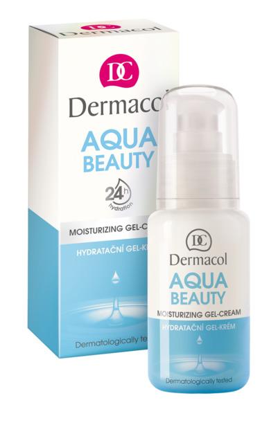 Dermacol - Aqua Beauty - Hydratačný gél-krém - 50 ml