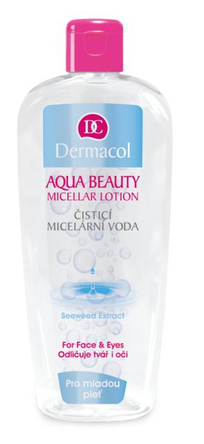 Dermacol - Aqua Beauty Micellar Lotion - Čistiaca micelárna voda - 400 ml
