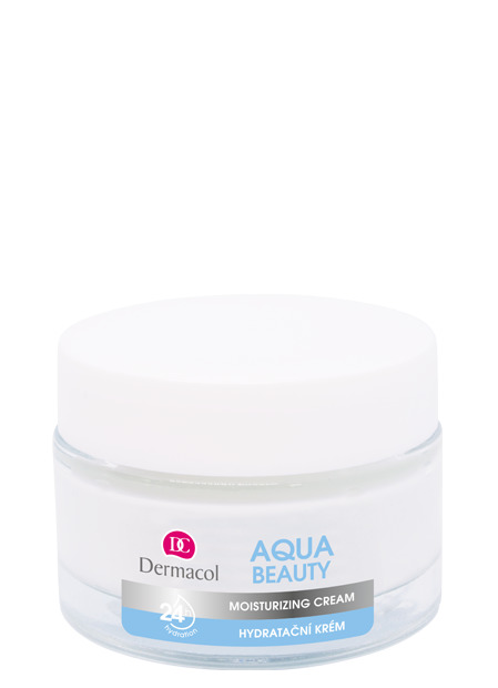 Dermacol - Aqua Beauty Moisturizing Cream - Hydratačný krém - 50 ml