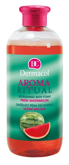 Dermacol - Aroma Ritual Bath Foam Watermelon - Pena do kúpeľa - vodový melón - 500 ml