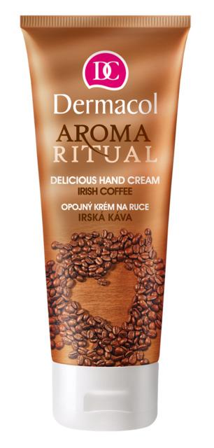 Dermacol - Aroma ritual hand cream - irish coffee - Opojný krém na ruky - írska káva - 100 ml