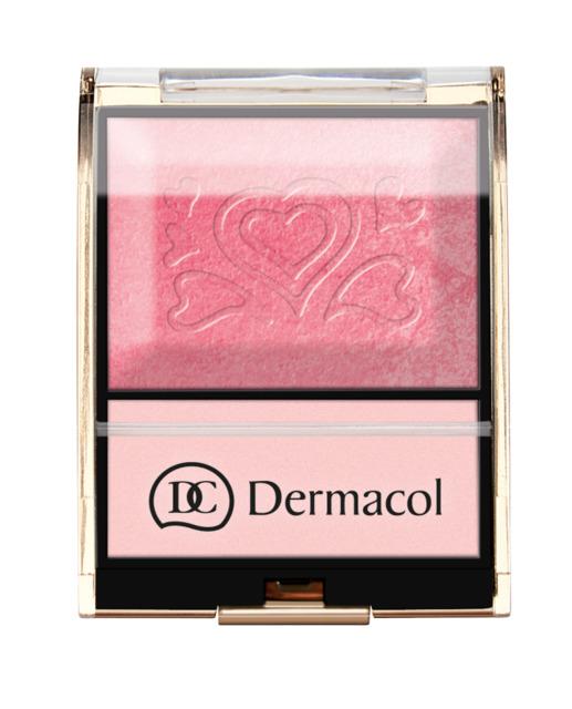 Dermacol - BLUSH & ILLUMINATOR - Farba na líčka s rozjasňovačom - 8
