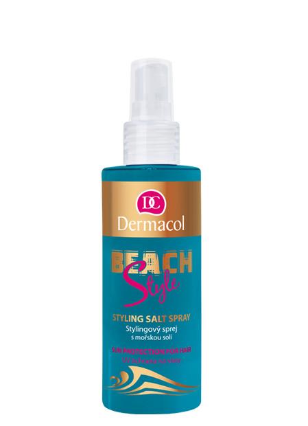 Dermacol - Beach Stylle hair spray with UV protection - Stylingový ochranný sprej na vlasy - 150 ml
