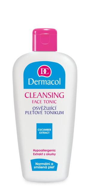 Dermacol - Cleansing Face Tonic - Osviežujúce pleťové tonikum
