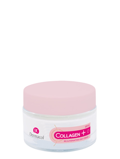 Dermacol - Collagen plus Intensive Rejuvenating day cream - Intenzívny omladzujúci denný krém - 50 ml