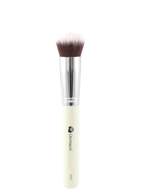Dermacol - Cosmetic brush D52 - RoundTop - Štetec na make-up -