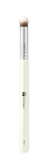 Dermacol - Cosmetic brush D62 - Concealer with case - Štetec na korektor -