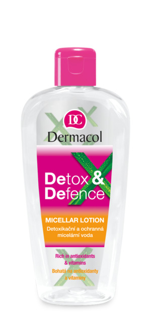Dermacol - Detox and defence micellar lotion - - -