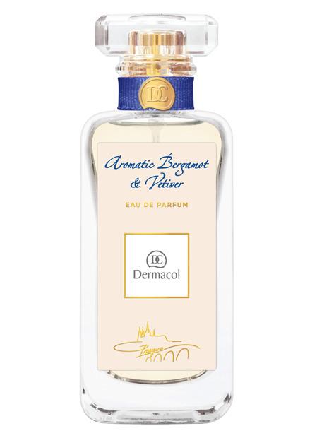 Dermacol - EDP Aromatic Bergamot & Vetiver - Parfumová voda s vôňou cédru a vetiveru  - 50 ml