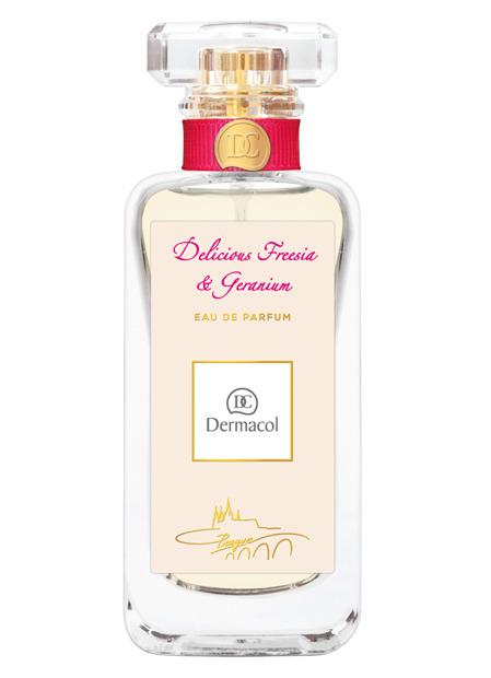 Dermacol - EDP Delicious Freesia & Geranium - Parfumová voda s vôňou frézie