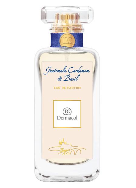 Dermacol - EDP Guatemala Cardamon & Basil - Parfumová voda s vôňou guatemalského korenia a bazalky - 50 ml