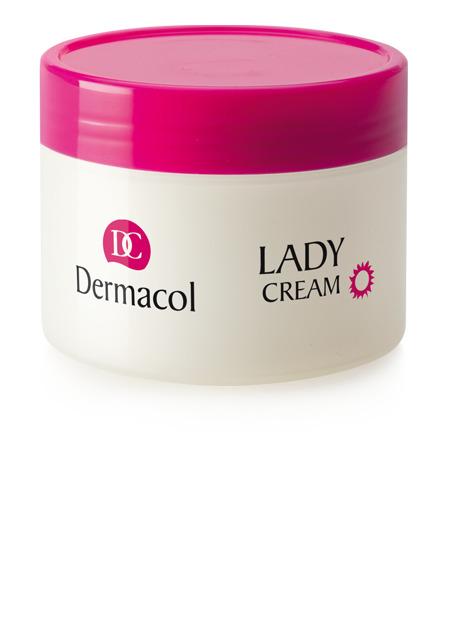 Dermacol - LADY CREAM - Denná hĺbková starostlivosť o suchú a veľmi suchú pleť - 50 ml