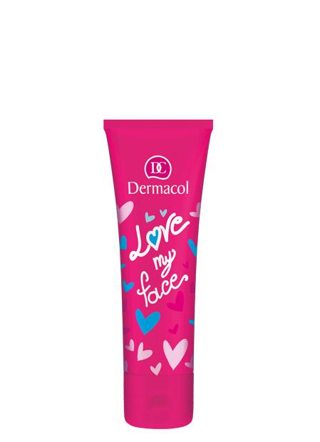 Dermacol - Love my face regenerating care - Ľahký hydratačný pleťový krém - 50 ml
