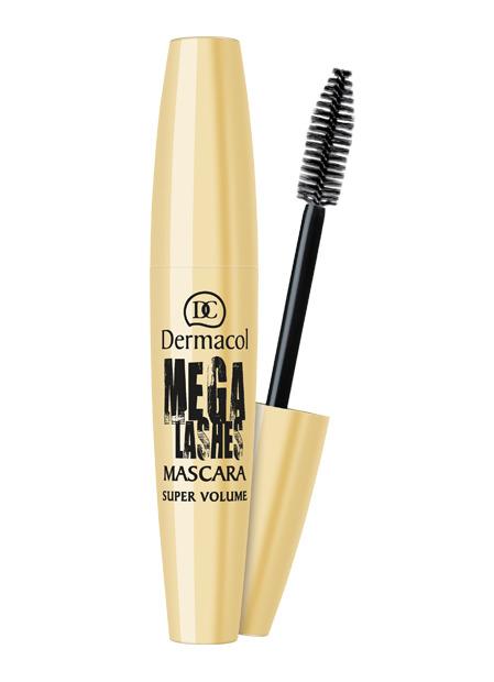 Dermacol - Mega Lashes Mascara - Riasenka s panoramatickým efektom - 13 ml
