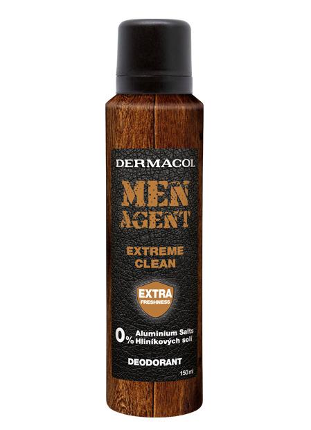 Dermacol - Men Agent Deodorant Extreme clean - Dezodorant - 150 ml