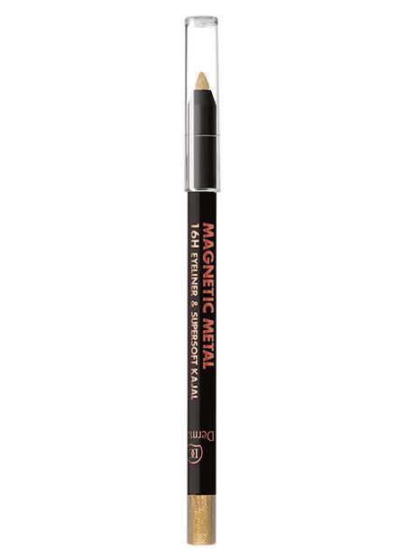 Dermacol - Metallic Eyeliner Magnetic - Metalická ceruzka na oči - 2 g