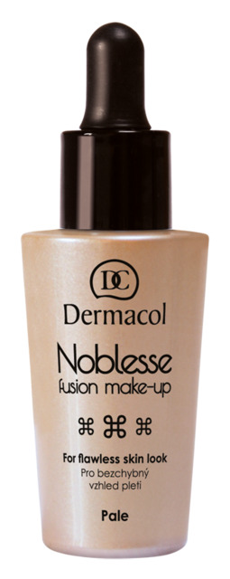 Dermacol - Noblesse Fusion Make-Up - Zdokonaľujúci tekutý make-up - 25 ml