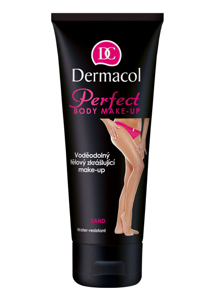 Dermacol - Perfect Body Make-up - Vodeodolný telový skrášľujúci make-up - 100 ml