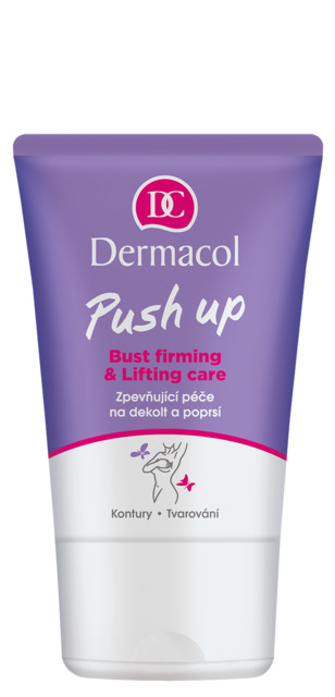 Dermacol Push up Bust irming and Lifting Care - Spevňujúca starostlivosť na dekolt a poprsie - 100ml