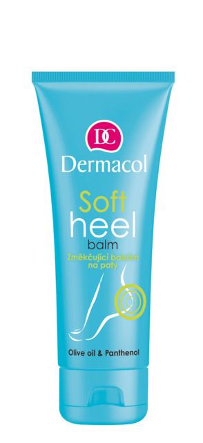 Dermacol - SOFT HEEL BALM - Zmäkčujúci balzam na päty - 100 ml
