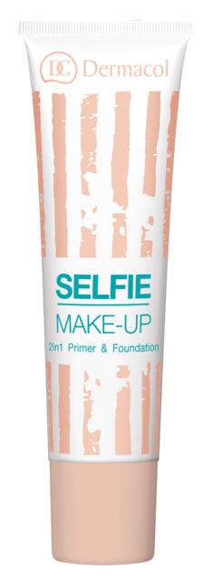 Dermacol - Selfie Make-Up - Inovatívny dvojfázový make-up - 25 ml