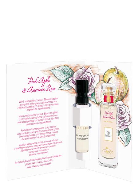 Dermacol - Tester EDP Pink Apple & American Rose - Tester EDP Pink Apple and American Rose - rozprašovačov - 2 ml