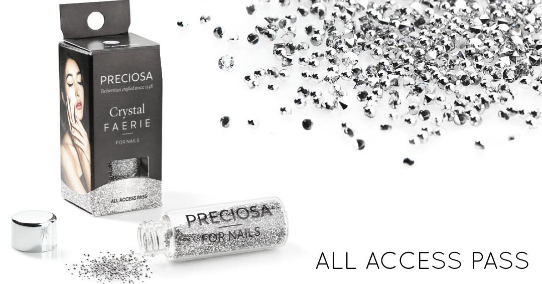Preciosa Crystal Faerie - All Access Pass 5g